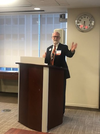 Chuck Howard Speaking at 2019 Ombuds Day in Washington DC